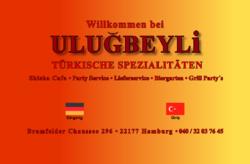 Ulugbeyli Türkische Spezialitäten