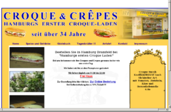 Croques und Crepes