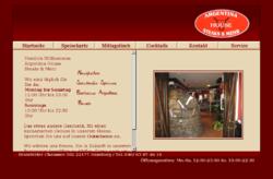 Argentinia House Steaks und mehr