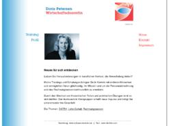 Doris Petersen Organisations- und Wirtschaftsberatung
