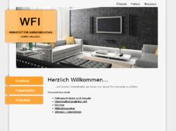 Werkstatt für Inneneinrichtung- Harry Hellwig