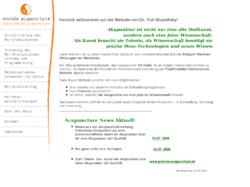 Akupunkturforschung
