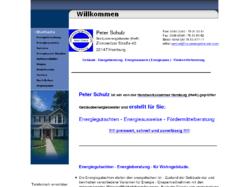 Peter Schulz Gebäudeenergieberater