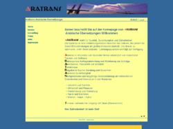 Aratrans Arabische Übersetzungen