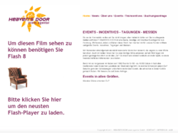 Heaven´s Door event agentur