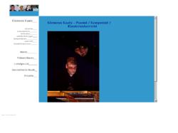 Vielseitiger und erfahrener Musiker und Pädagoge
