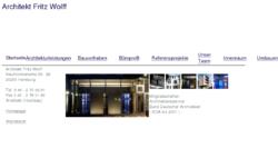 Architekturbüro Fritz Wolff