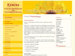 Monika Wirtz Praxis für Naturheilkunde & Psychologische Beratung