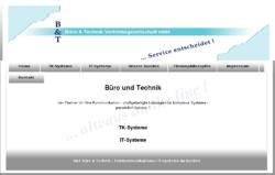 Büro & Technik Vertriebsgesellschaft mbH