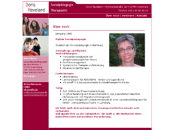 Doris Reveland Sozialpädagogin Therapeutin