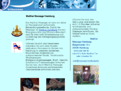 Maithai Massage Hamburg