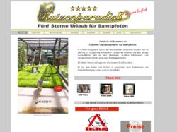 Katzenparadies-Hachmann - Das 5 Sternehotel