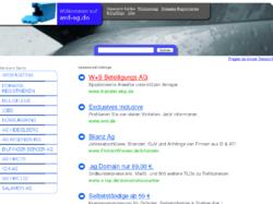 Allgemeiner Versorgungsdienst Deutschland AG