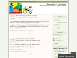 Geocaching Hamburg