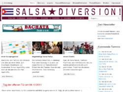 SalsaDiversion! - Salsa á la Cubana in Hamburg, lernen und mehr