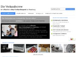 verkaufscrew.de ebay Verkaufsagent für Hamburg
