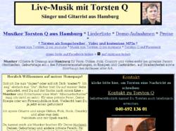 Alleinunterhalter Torsten Q für private Feiern in Hamburg
