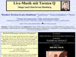 Musik Duo aus Hamburg und Schottland