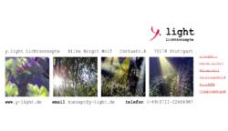 y.light Lichtkonzepte Silke Birgit Wolf