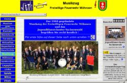 Musikzug der FF Möhnsen und Jugendblasorcheser Sachsenwald FF Möhnsen - 2 Orchester vor den Toren Hamburgs