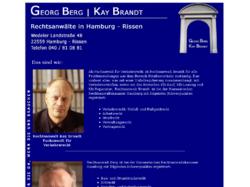 Rechtsanwälte Berg & Brandt (Fachanwalt für Verkehrsrecht)