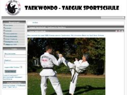 Tae Guk Sportschule