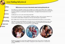 Babysitter aus Hamburg finden oder als Babysitter anmelden.