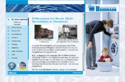 Kurt A. Behrmann Wäschereimaschinen und Reinigungsanlagen GmbH