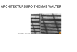 Architekturbüro Thomas Walter