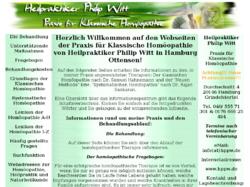 Homöopathie Naturheilpraxis Heilpraktiker Philip Witt