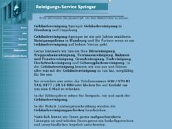 1a Gebäudereinigung Hamburg / Reinigungs-Service Springer