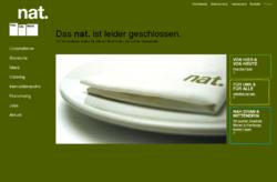 nat. Fine Bio Food - das Bio-Restaurant *geschlossen*