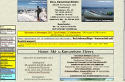 Skireisen und Kanureisen Elvers