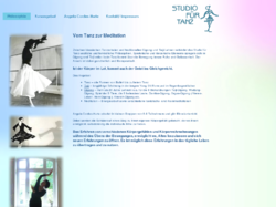 Studio für Tanz, Meditation, Tai Chi und Qi Gong