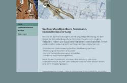 Frommann-Gutachten