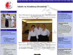 Aikido in Hamburg Bramfeld beim BSV
