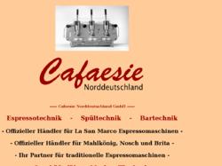 Cafaesie Norddeutschland