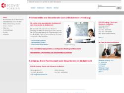 ECOVIS Vorberg, Recht und Steuern in der Medizin