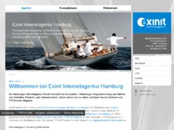 Exinit Internetagentur Hamburg