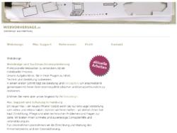 Webdesign aus Hamburg | webvorhersage