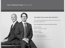 Fachanwalt für Strafrecht Jes Meyer-Lohkamp