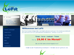 FitnessStudio Lefit.GmbH