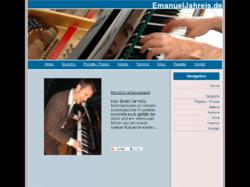 Emanuel  Jahreis - Solo oder im Trio