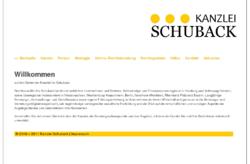 Kanzlei Schuback Iris Schuback Rechtsanwältin