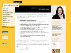 Karriere & Entwicklung Svenja Hofert