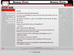 Friseur Beauty Style