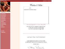 Geigenunterricht mit Ilona Raasch aus Hamburg
