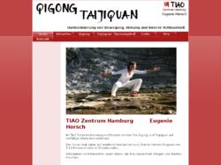 TIAO Zentrum Hamburg Qigong Taijiquan