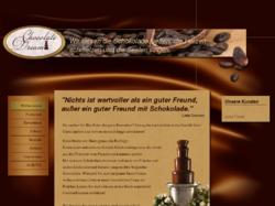 Schokoladen Fontainen Chocolate Dream