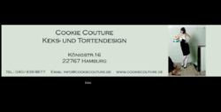 Cookie Couture, Keks- und Tortendesign